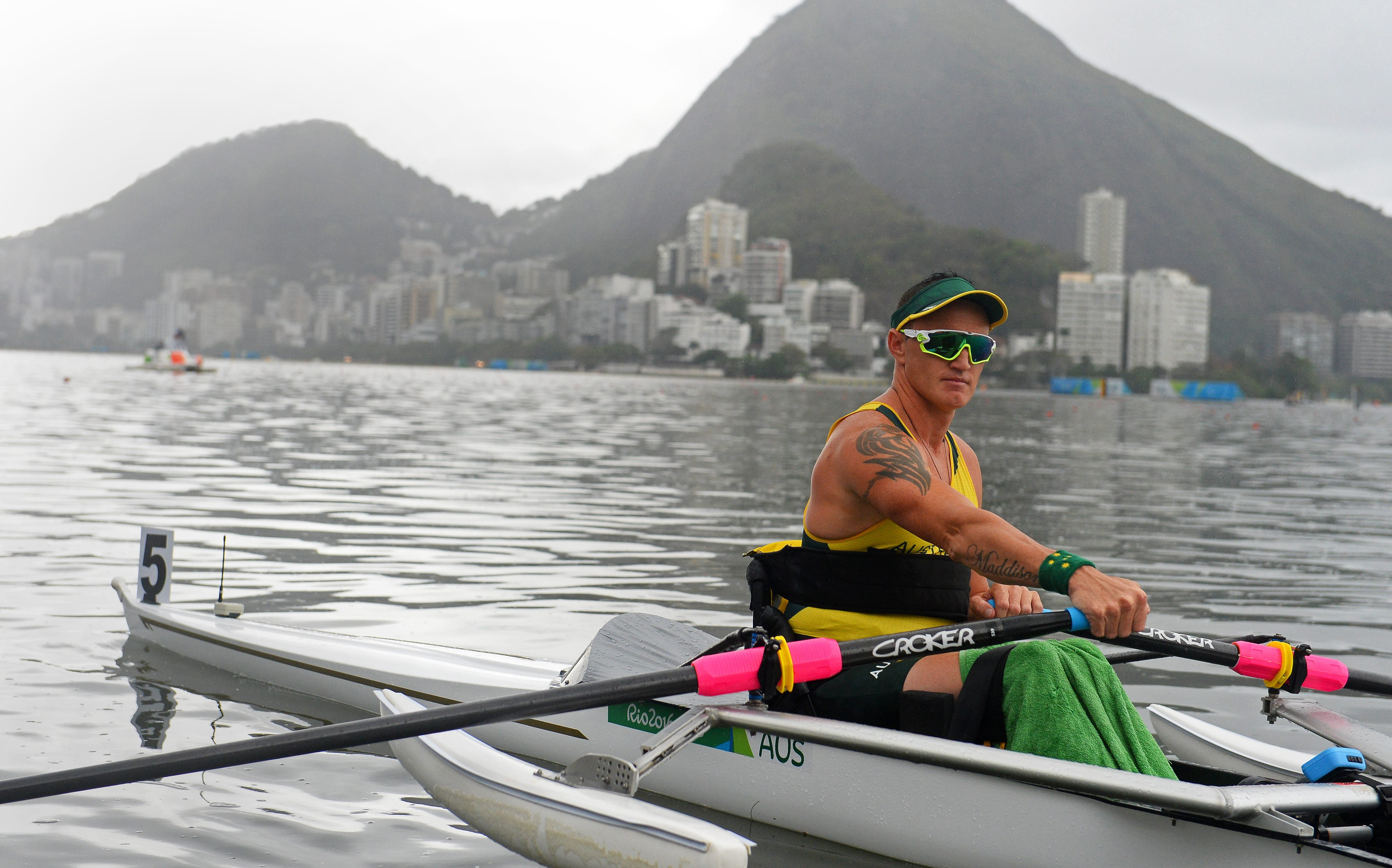 Five-time World Rowing champion Horrie crowned Para-rower of the Year at the Hancock Prospecting 2018 Rower of the Year Awards