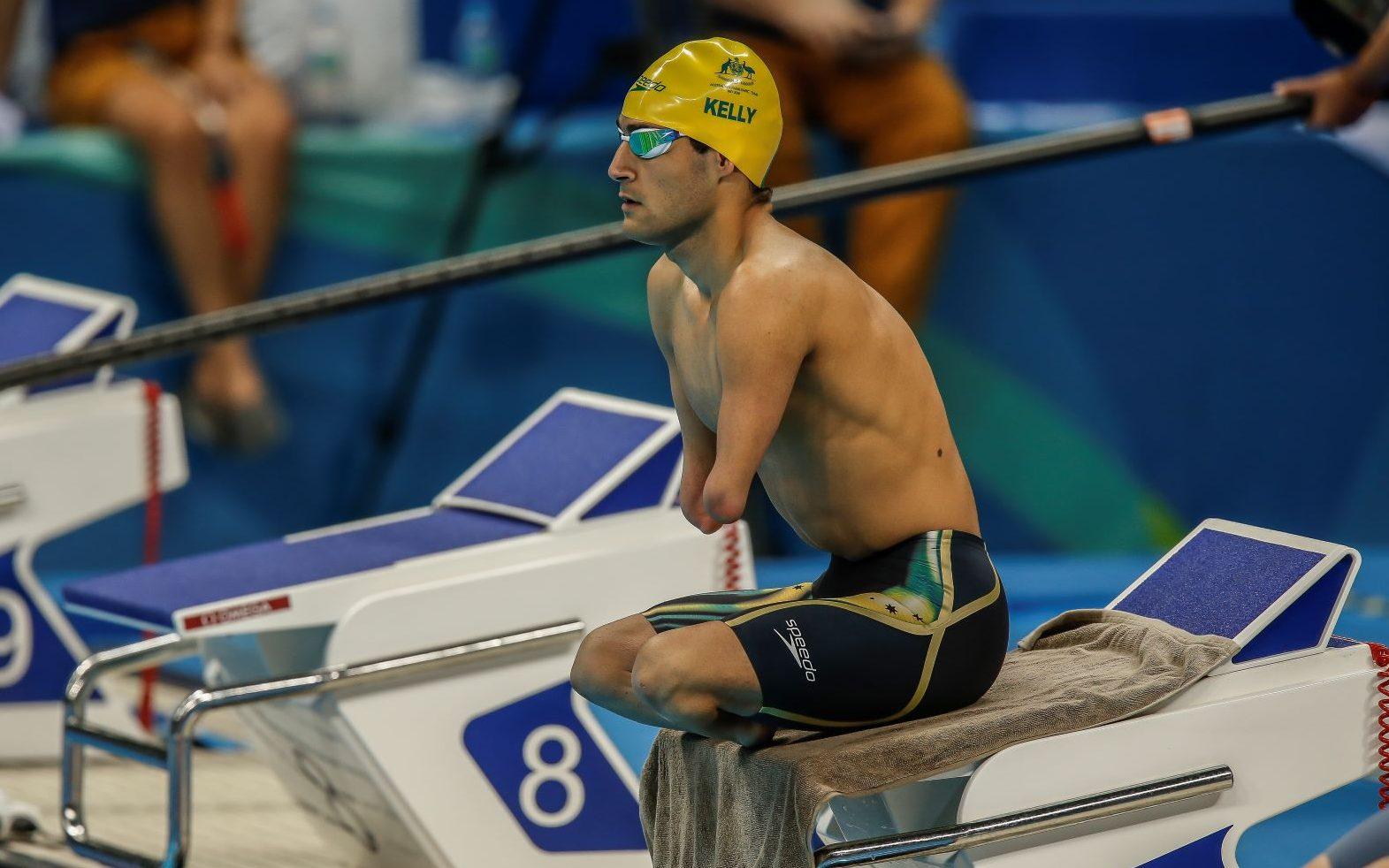 IPC strip Malaysia of 2019 World Para-swimming Championships