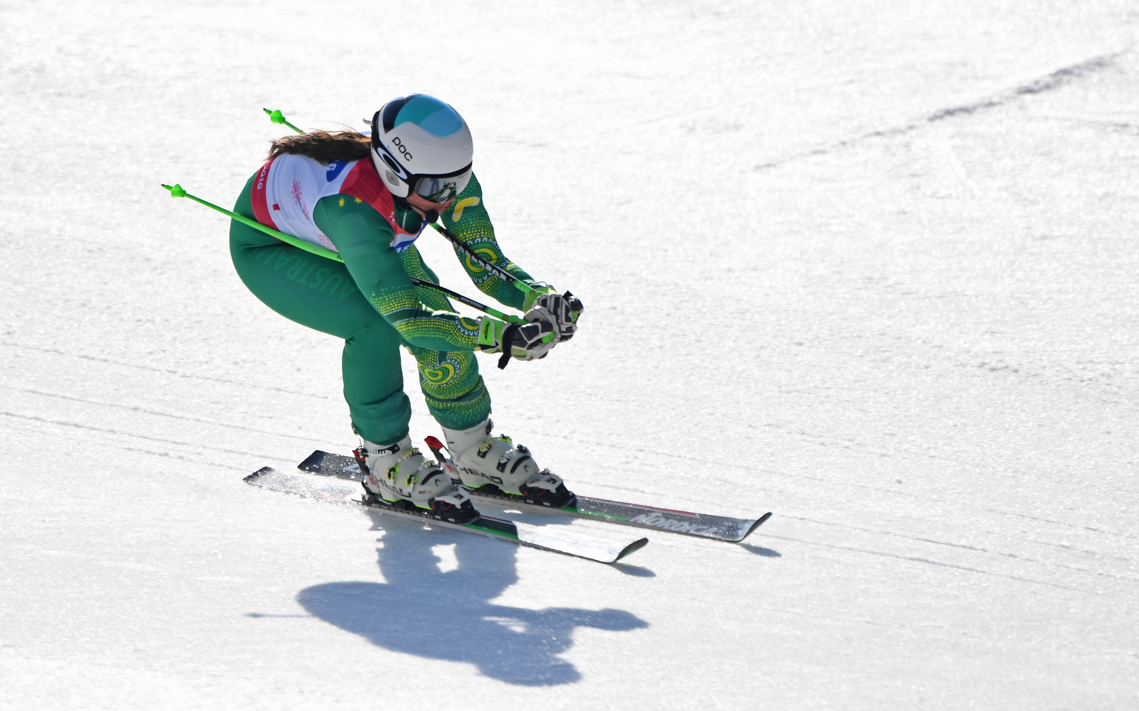 Another medal for Perrine at World Para-alpine Skiing Championships
