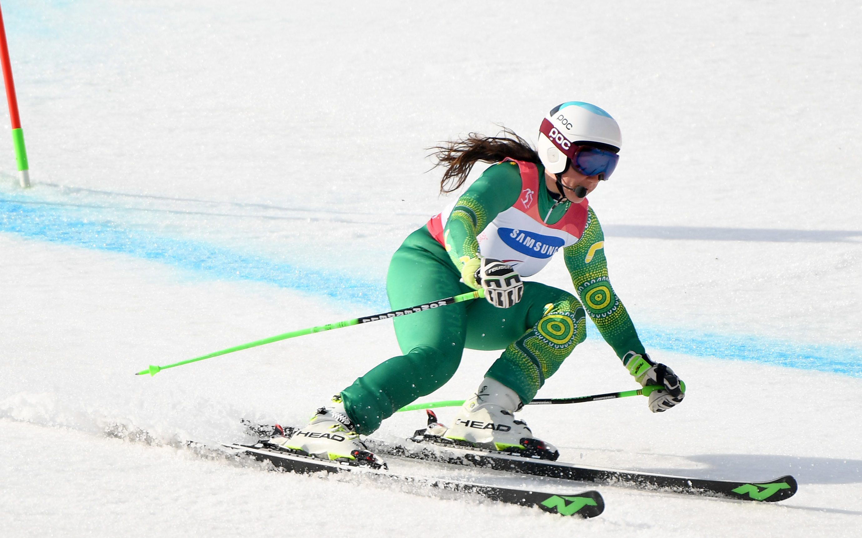 Australian team announced for World Para-alpine skiing Championships
