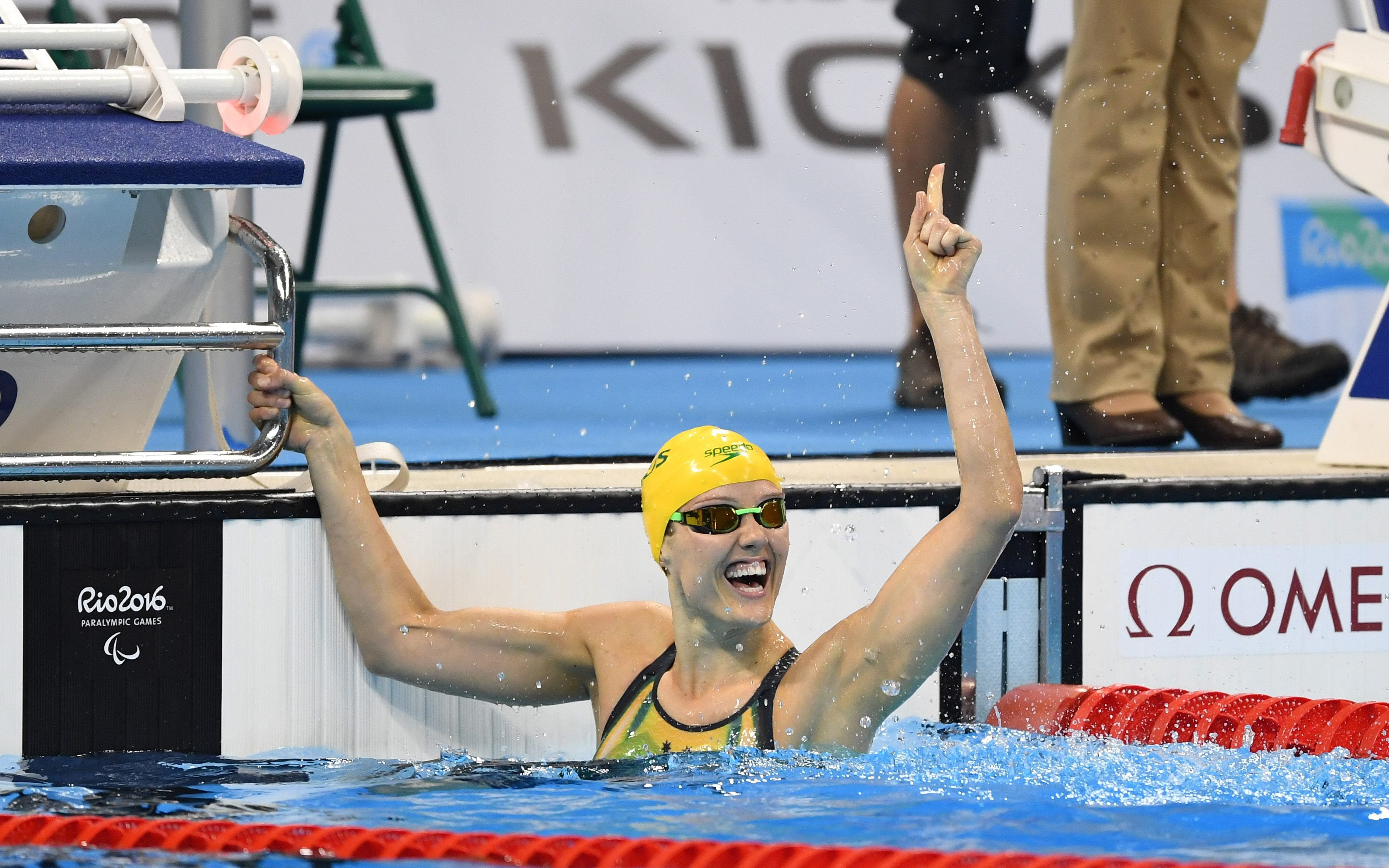 Cole puts it all on the line for Tokyo 2020