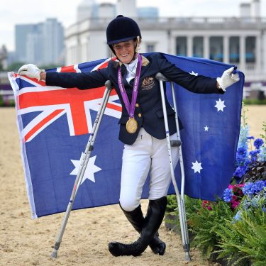Para-equestrian riders take first step towards Tokyo 2020