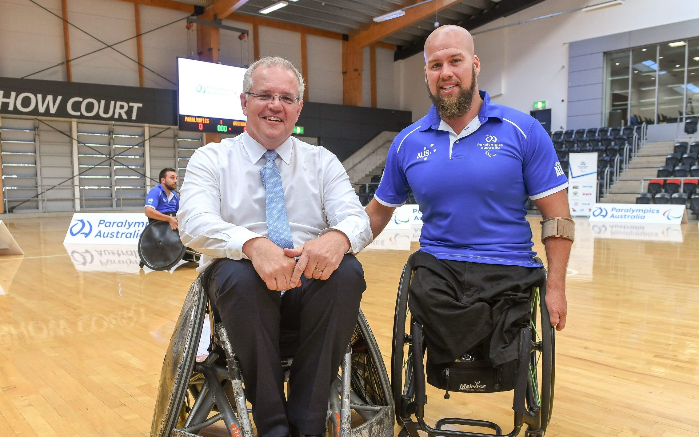 Federal Government boost for Australia's 2020 Paralympic Team