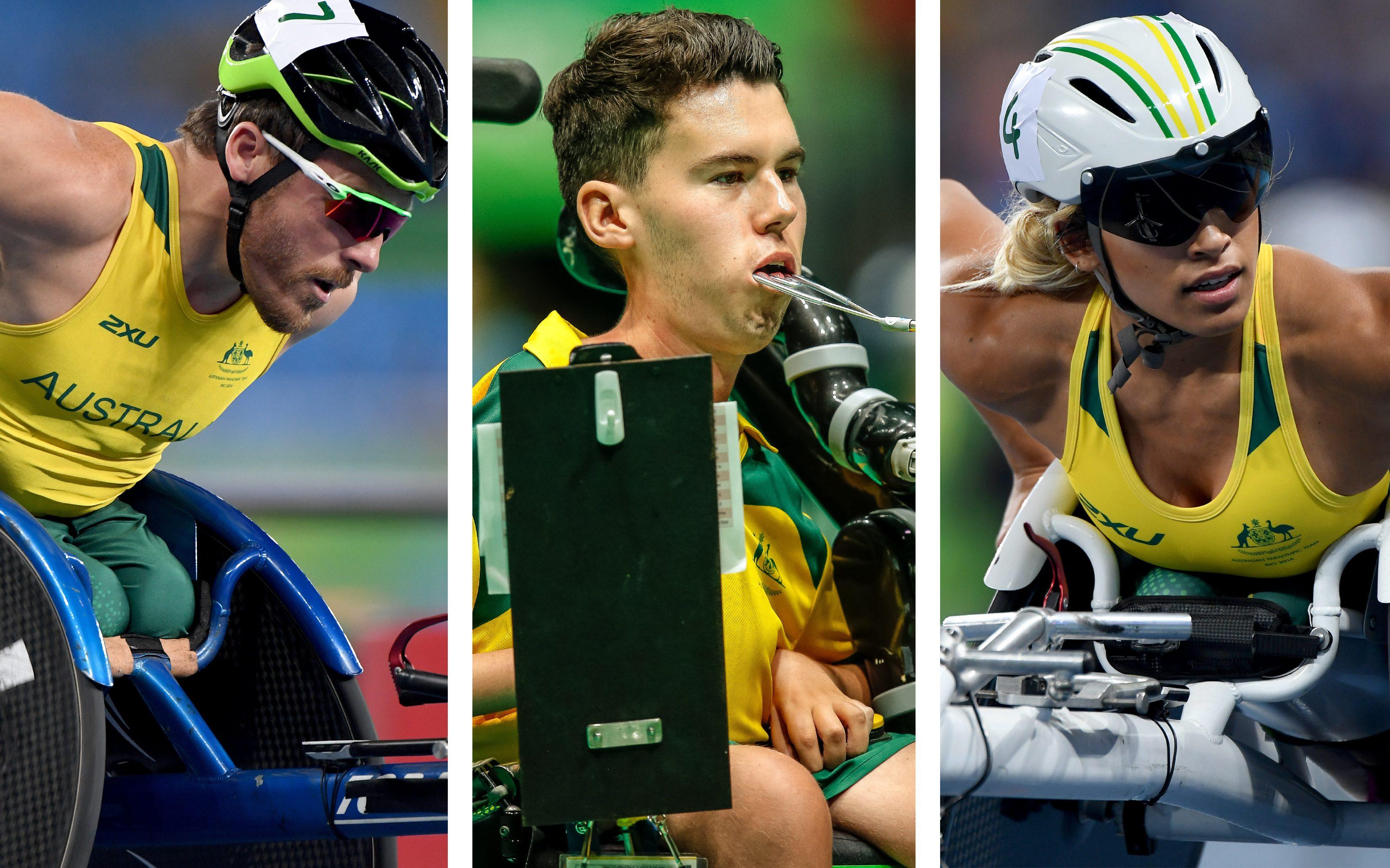 Athlete Testimonials