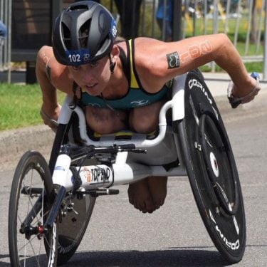 Parker crowned Oceania champion in front of home crowd
