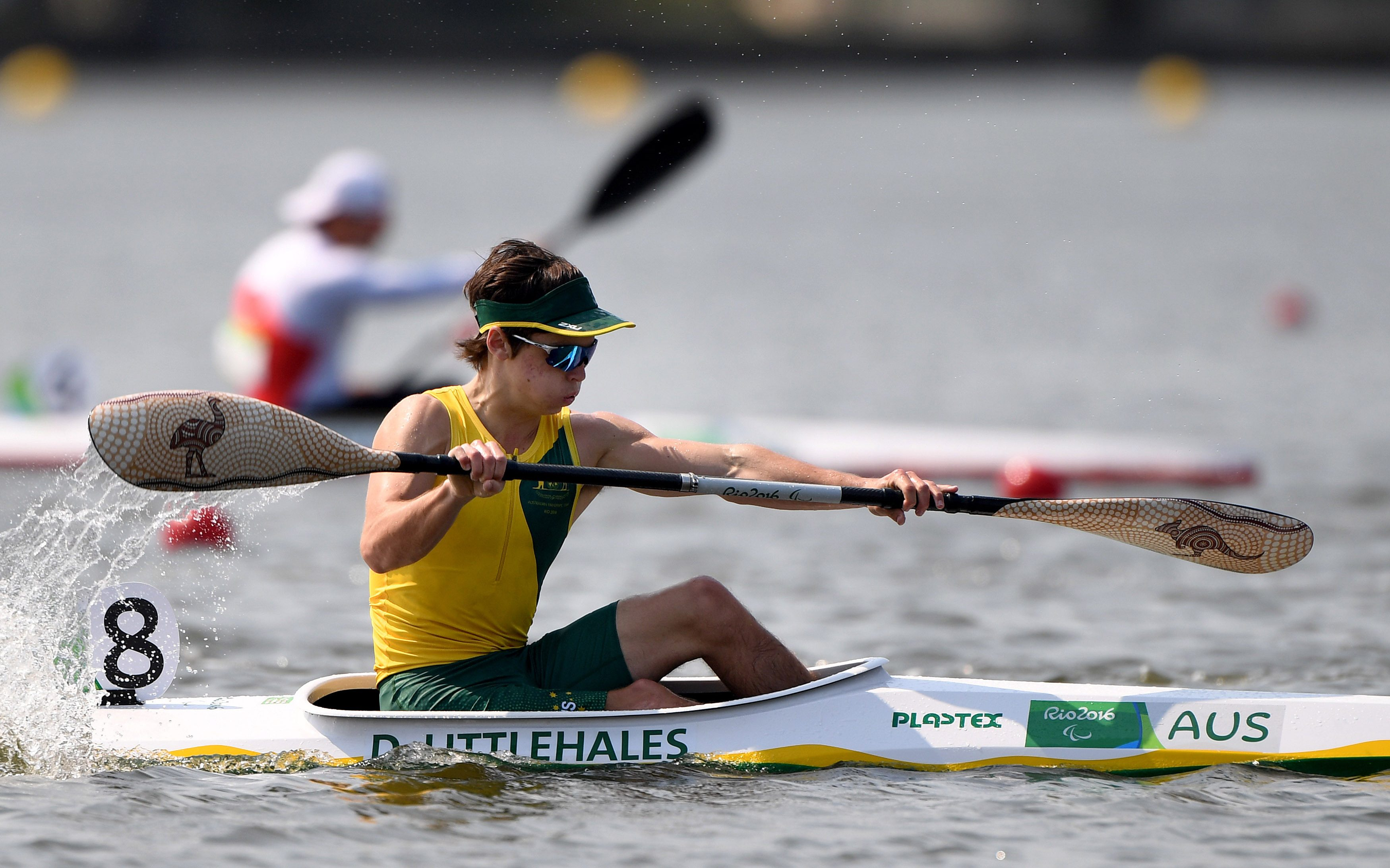 Road to Tokyo starts in Sydney for Australia's Para-canoeists