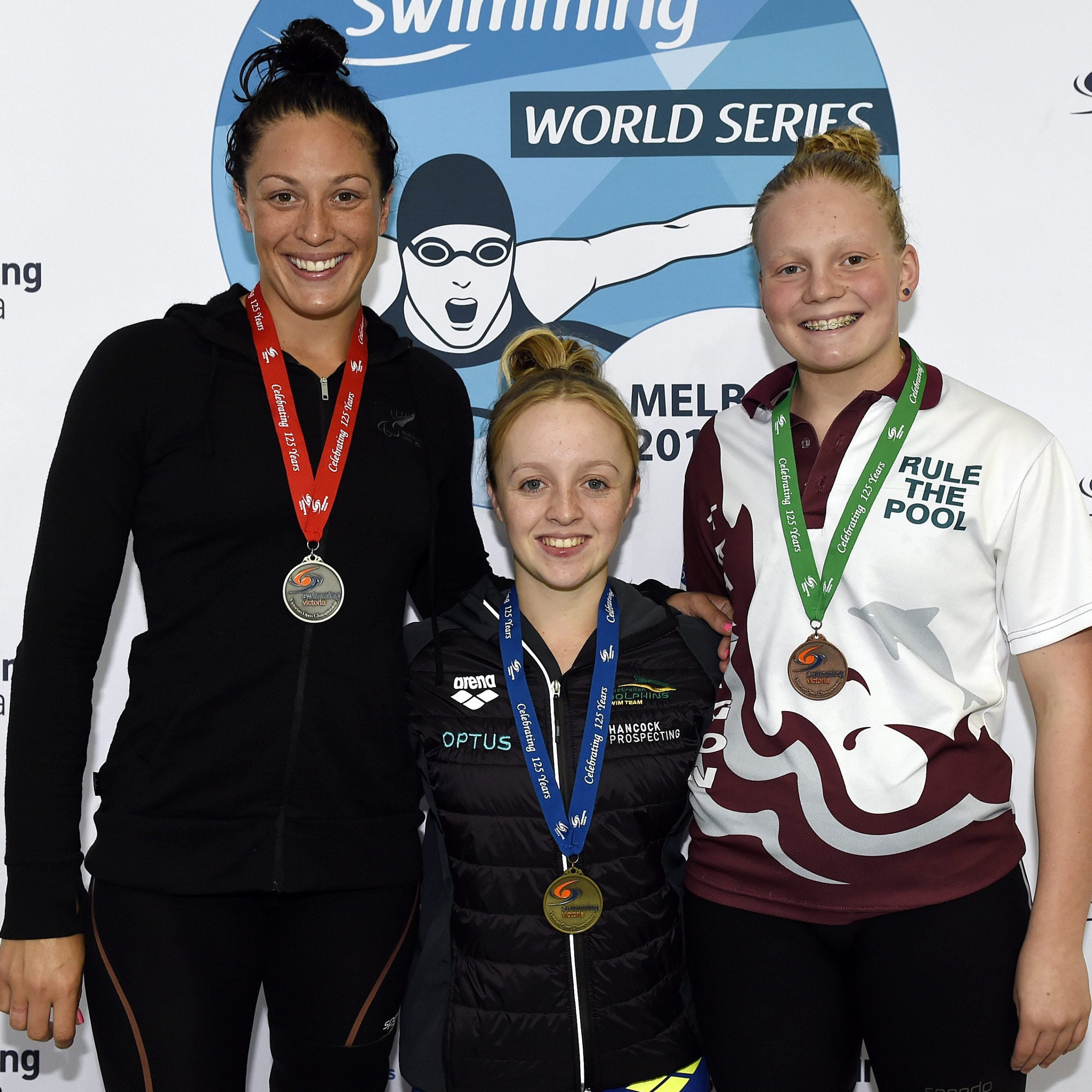 2019 Optus Victorian Open Swimming Championship and The