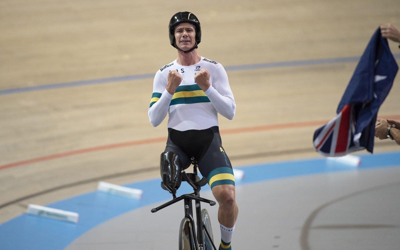 Nine gold for Australia at Track Worlds