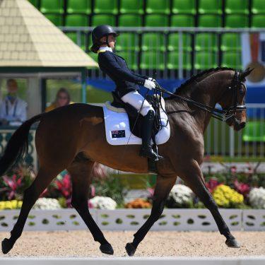 Para-equestrians to ride at the Sydney International Horse Trials