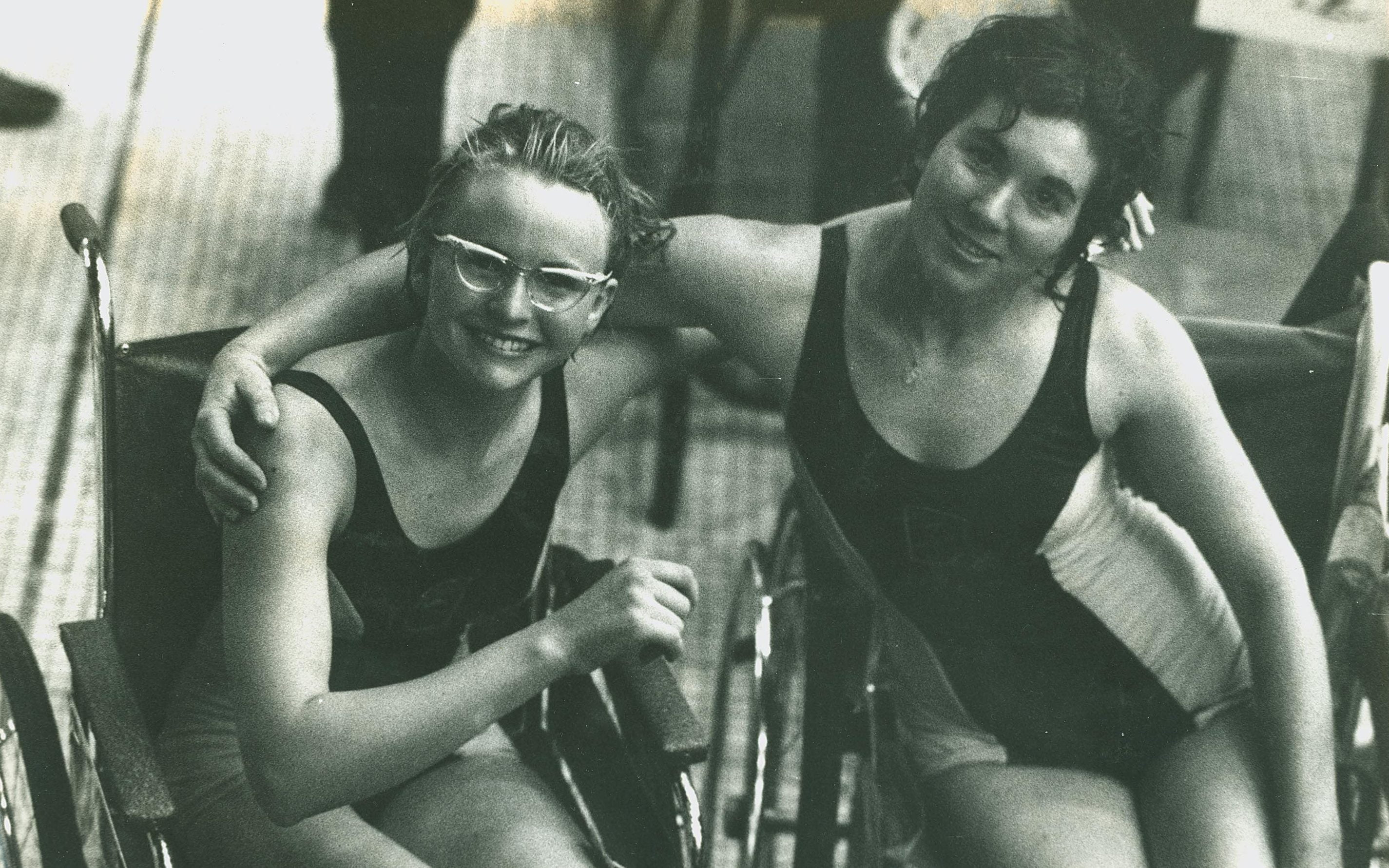 Paralympics Australia celebrates its history with launch of 'Paralympic Stories'
