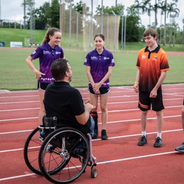 Paralympics Australia to sponsor Arafura Games 2019