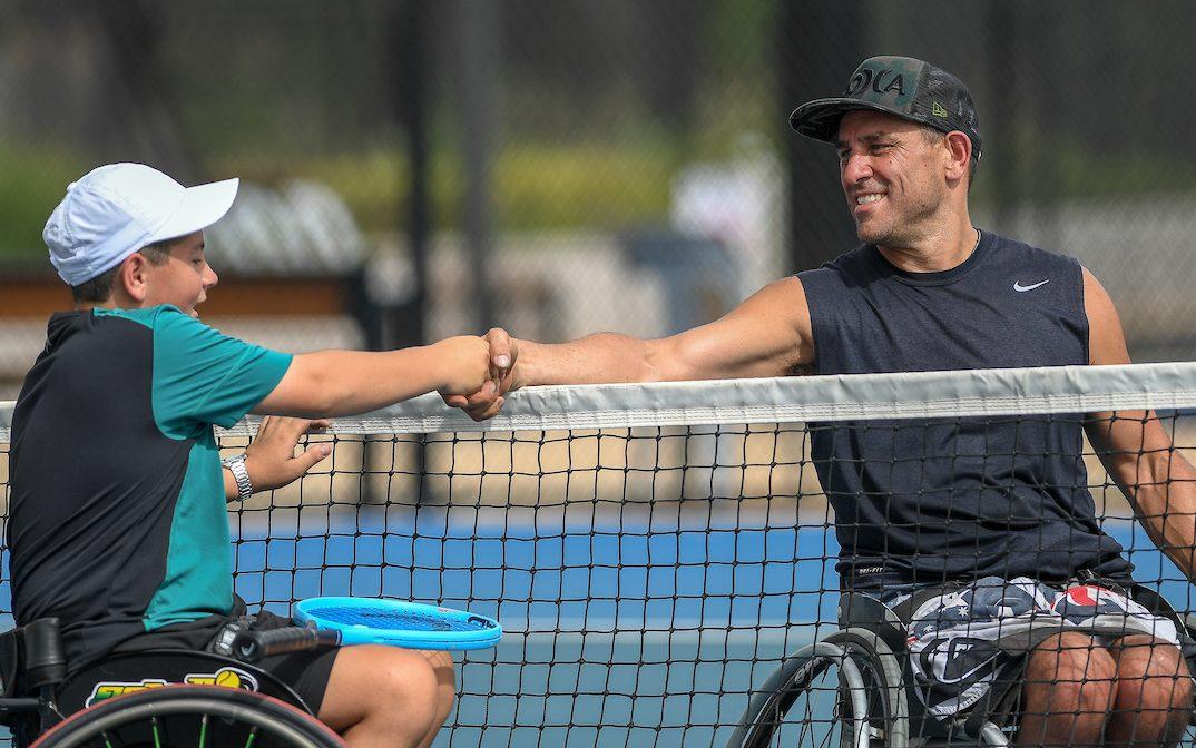 Fruitful medal haul for Australia's rising wheelchair tennis stars