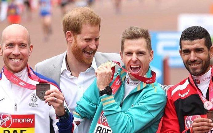 Michael Roeger unstoppable on London Marathon debut