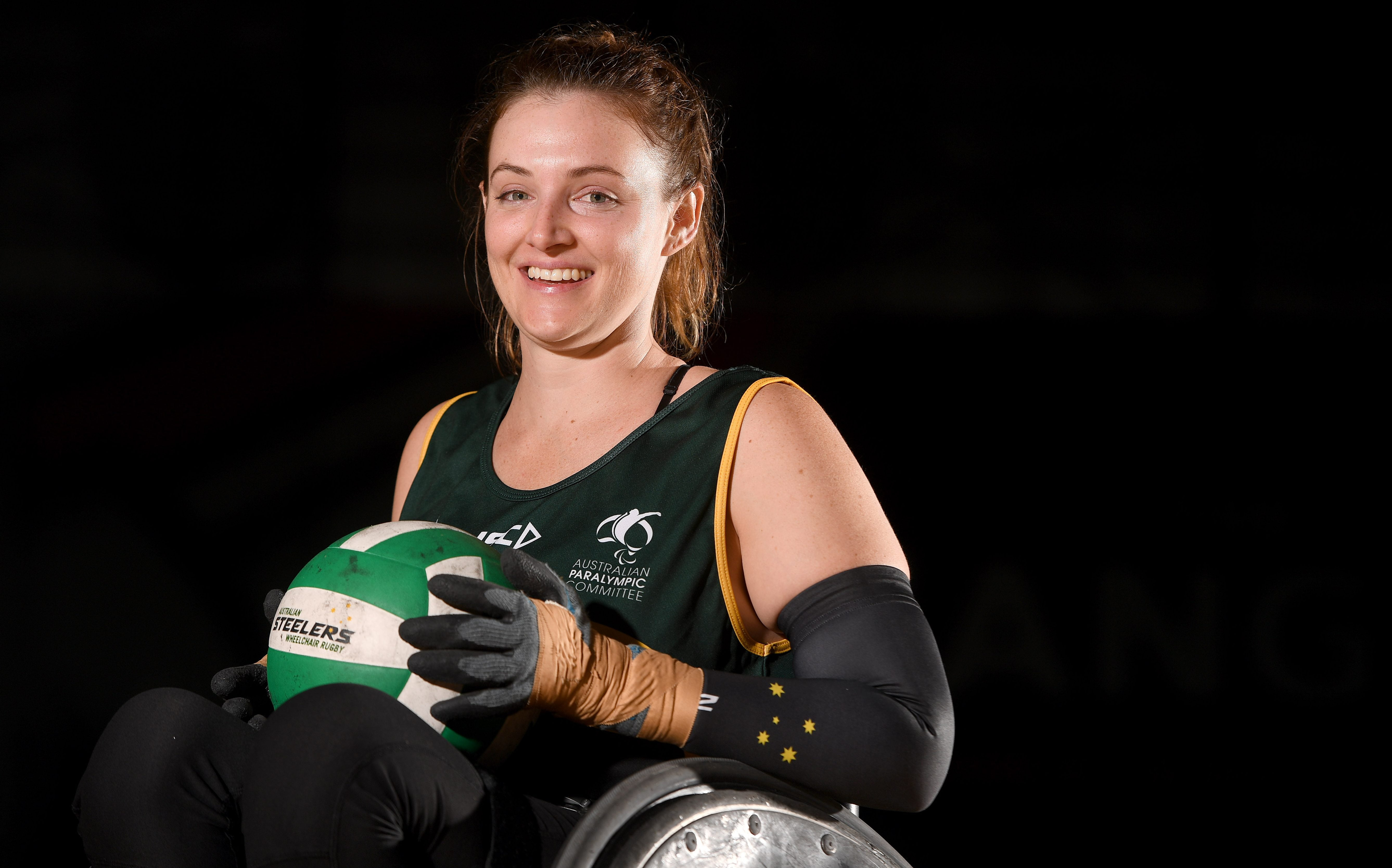 Graham ready for Steelers debut and historic moment for women's sport