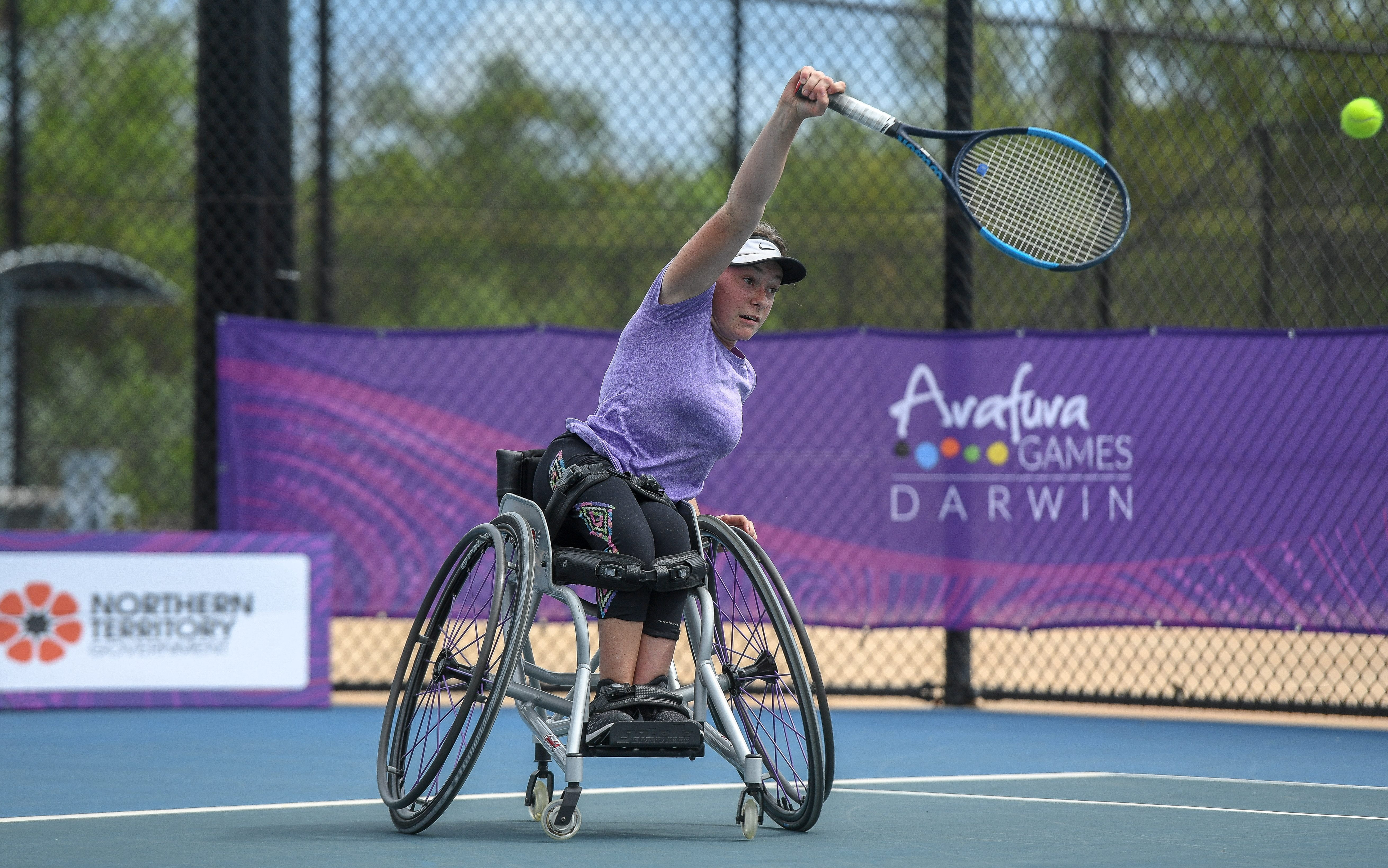 Top junior wheelchair tennis stars to play World Team Cup in Israel