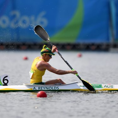 Paralympians line up at opening Canoe Sprint World Cup