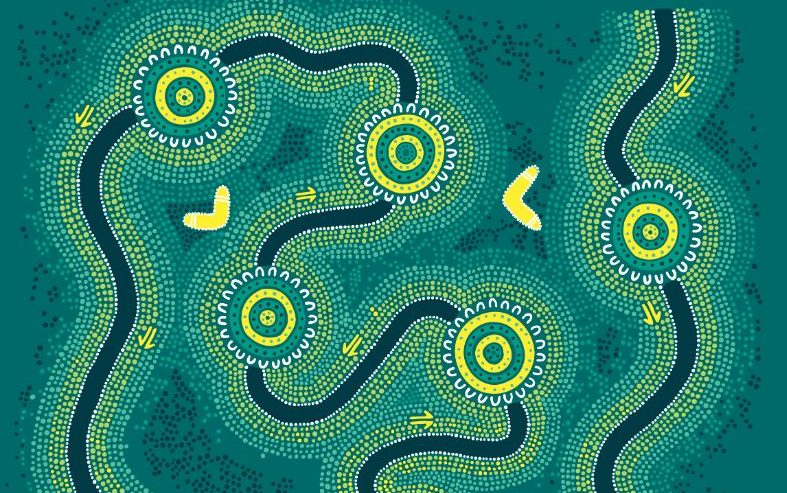 Paralympics Australia reveals Indigenous prints for 2020 uniform