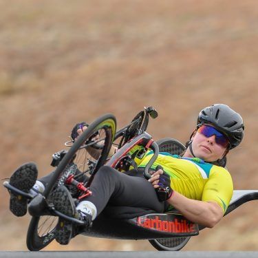 Paralympic medallists headline team for World Championships