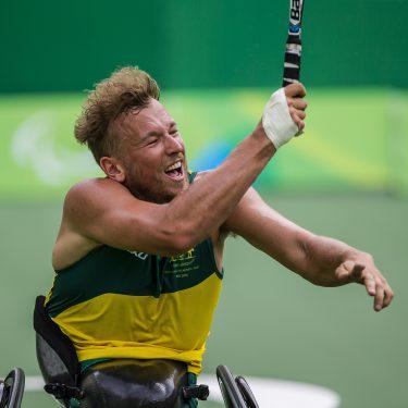 Alcott through to Wimbledon final