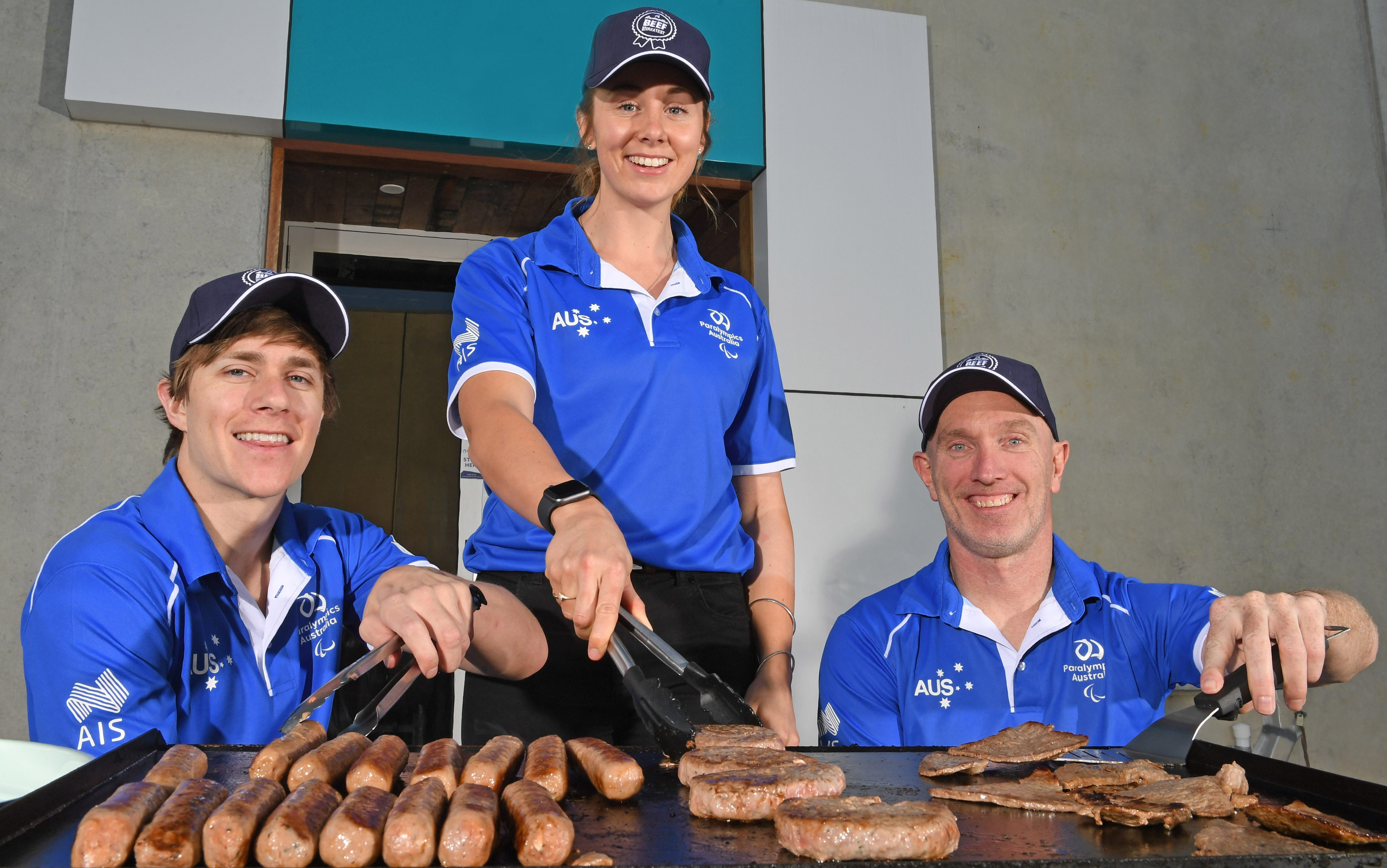 Australian Beef to power the 2020 Paralympic Team