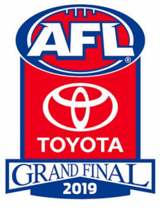 AFL Grand Final logo 2019