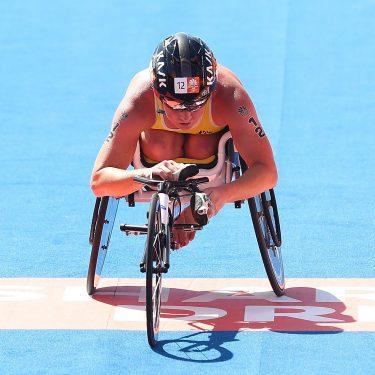 Para-triathletes ready to test out Tokyo