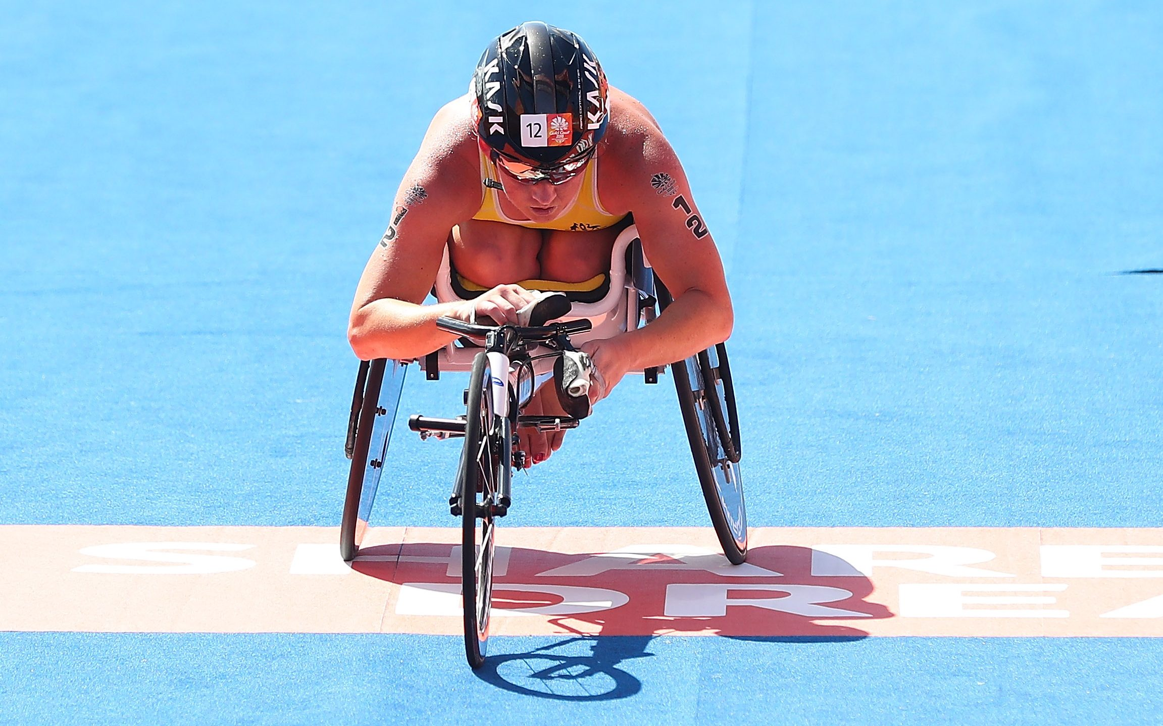 Para-triathletes ready to test out Tokyo
