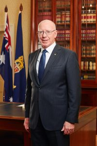 An image of His Excellency General the Honourable David Hurley AC DSC (Retd) Governor-General of the Commonwealth of Australia