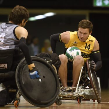 Paralympics Australia announces Steelers for IWRF Asia Oceania Championship