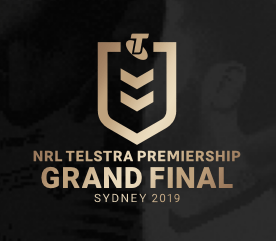 NRL Grand Final logo