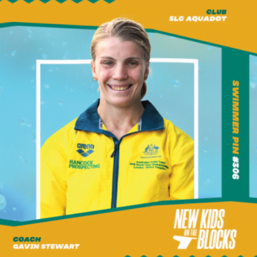 New kids on the block: Jade Lucy