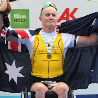Horrie takes bronze in Austria