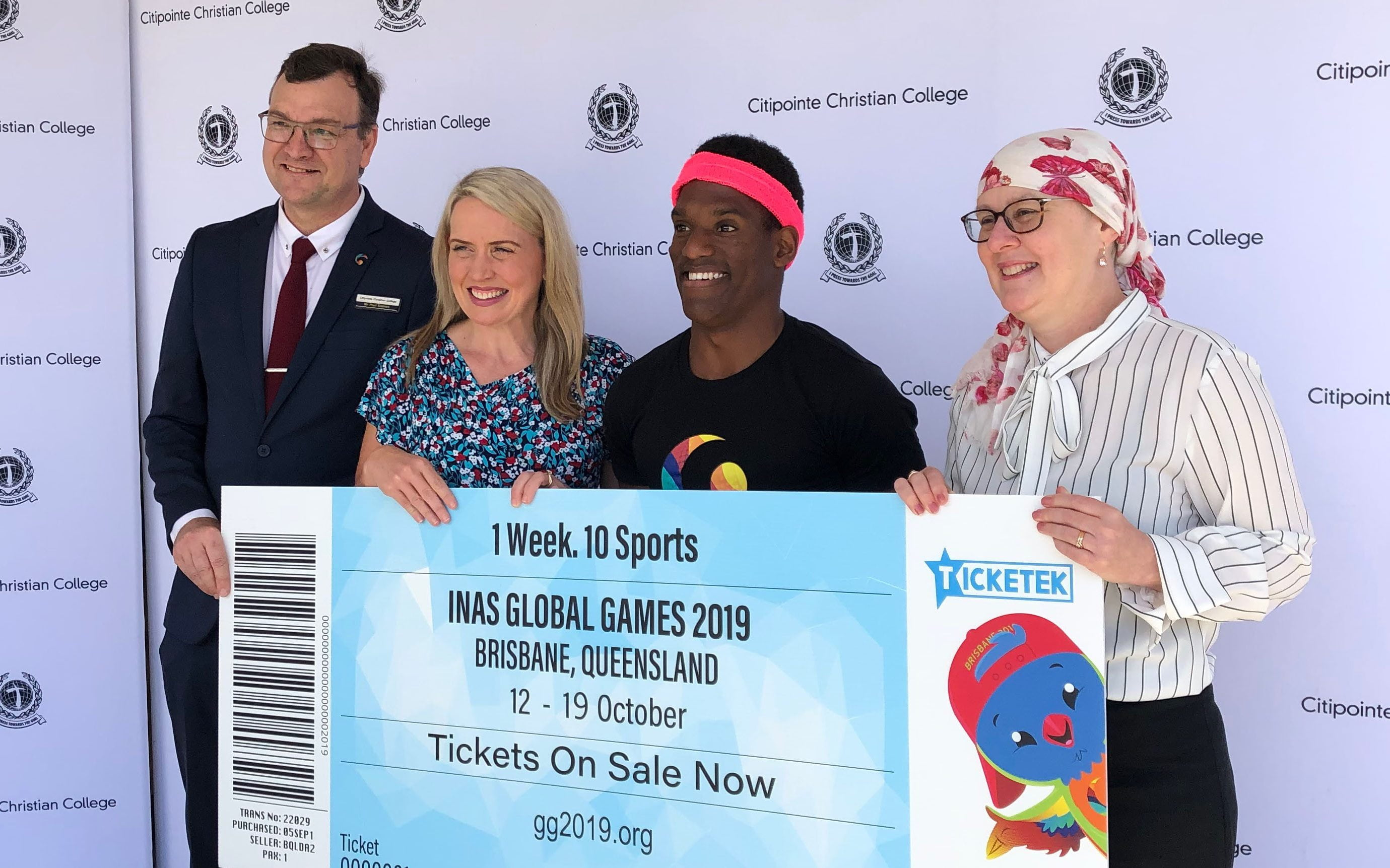 Global Games launch family-friendly tickets