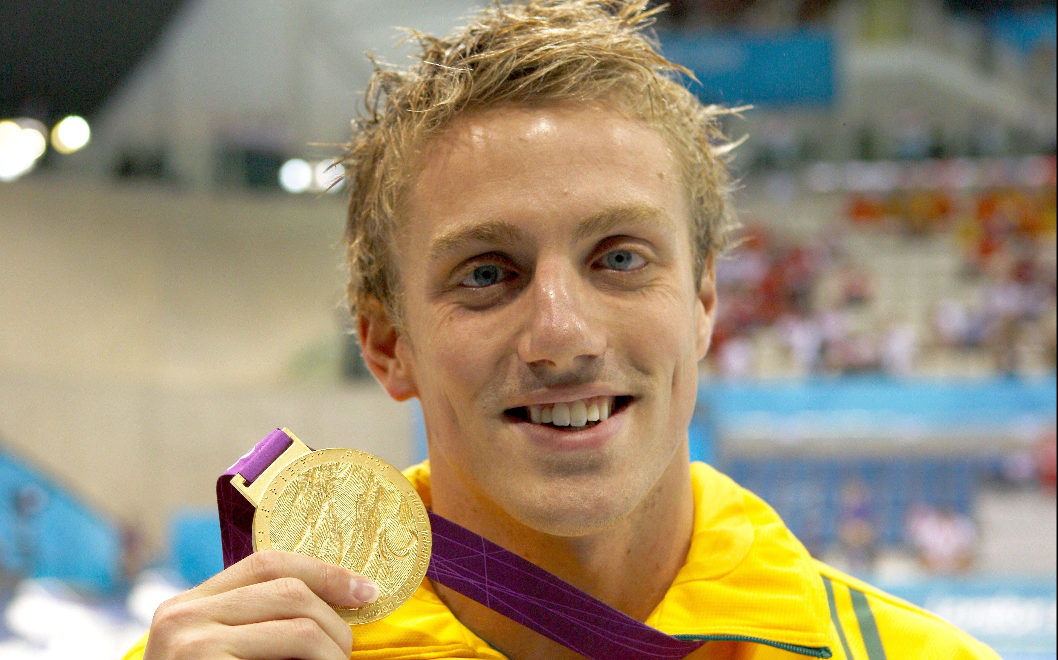 Matt Cowdrey OAM to join Para-sport greats in Sport Australia Hall of Fame