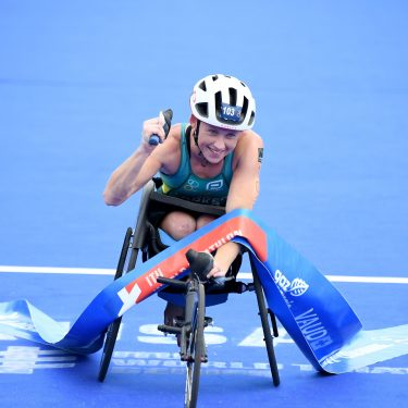 Parker crowned world champion in Lausanne
