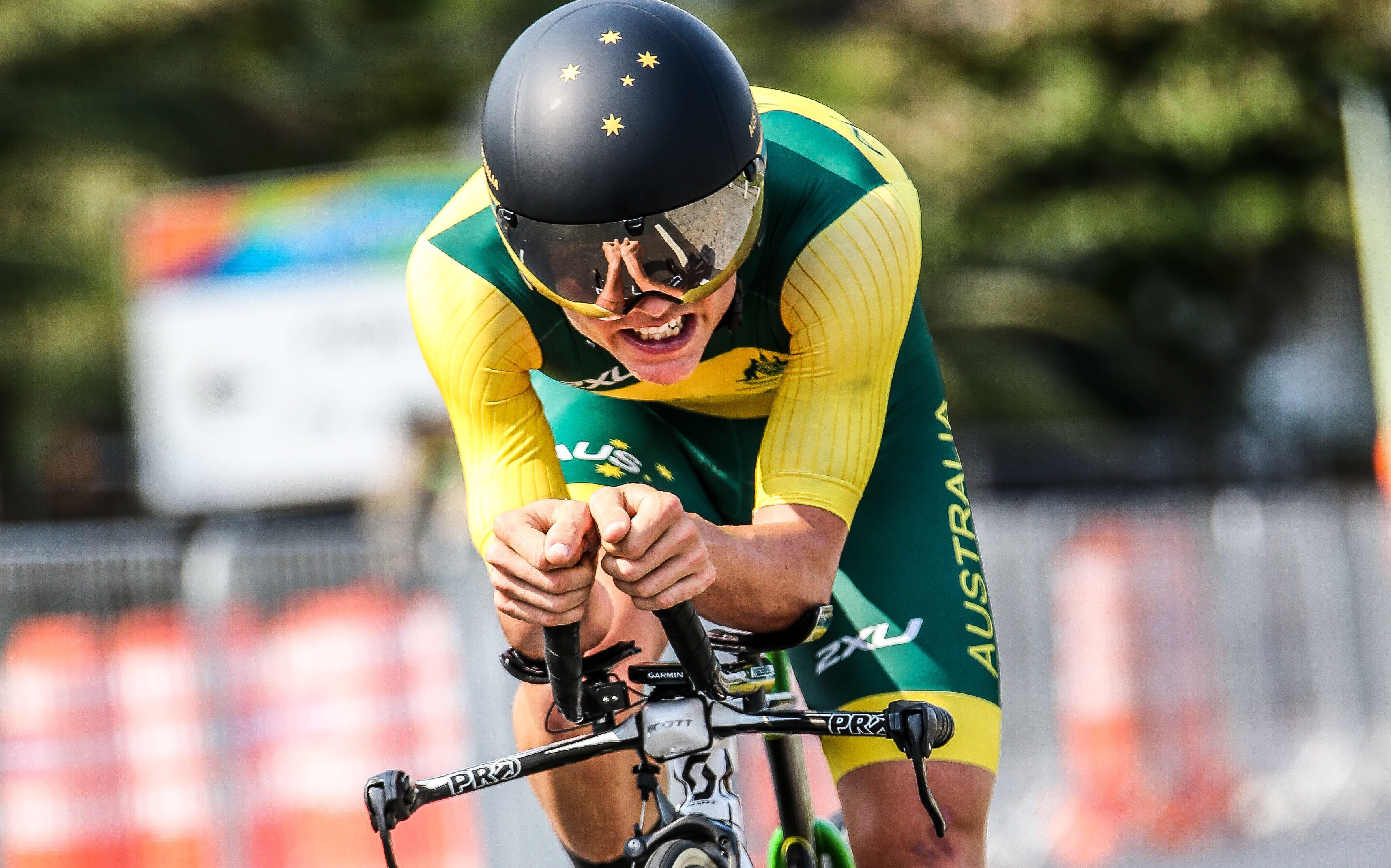 Para-cyclists primed for Worlds