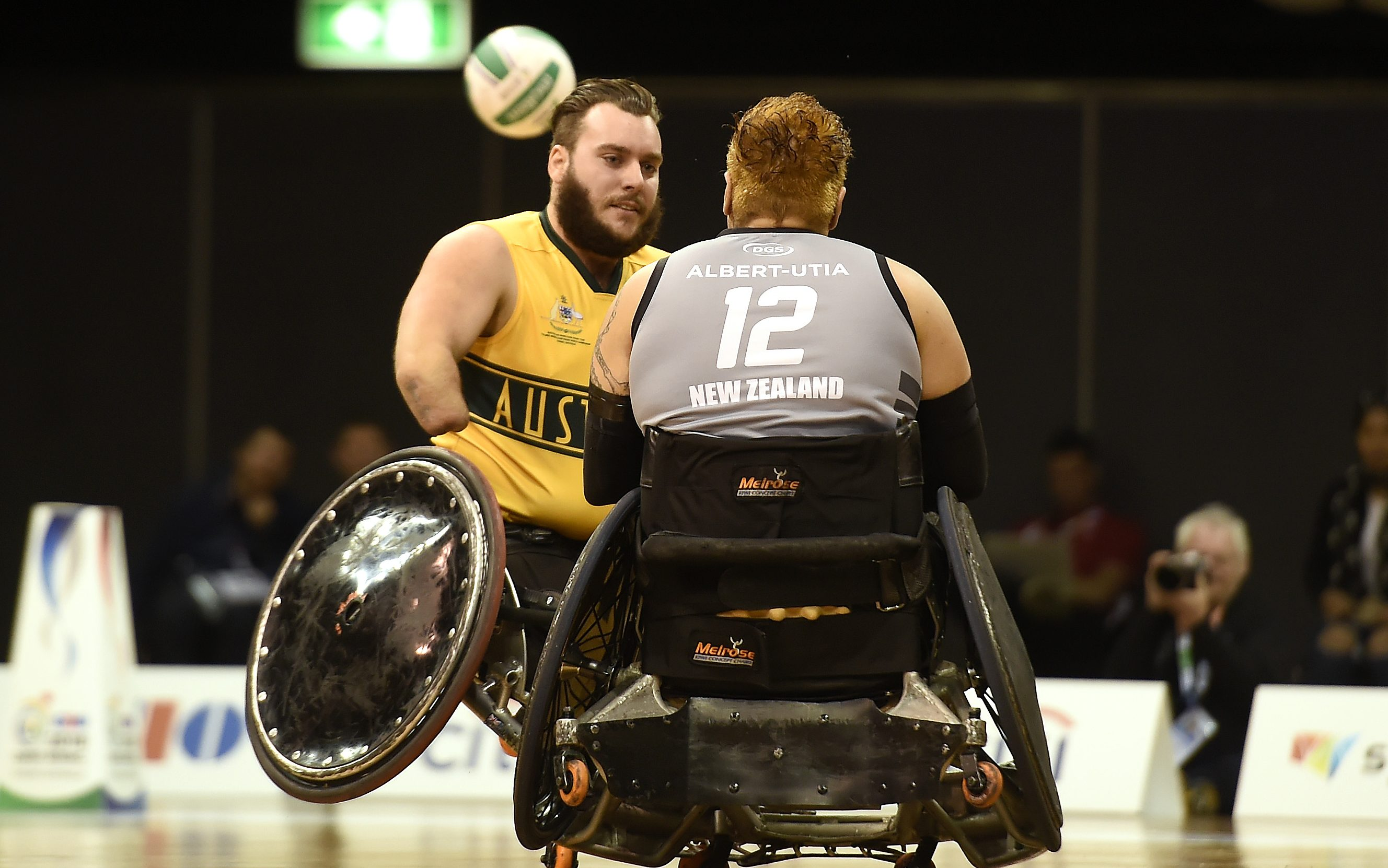 Three from three for Steelers at IWRF Asia Oceania Championship