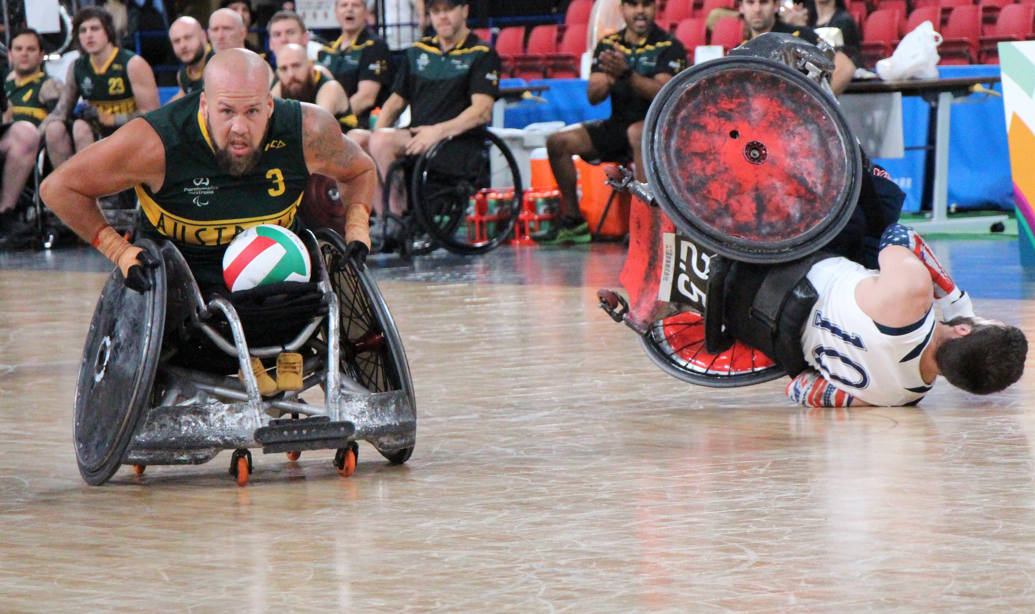 Steelers to face Japan in sold-out WWRC semi final