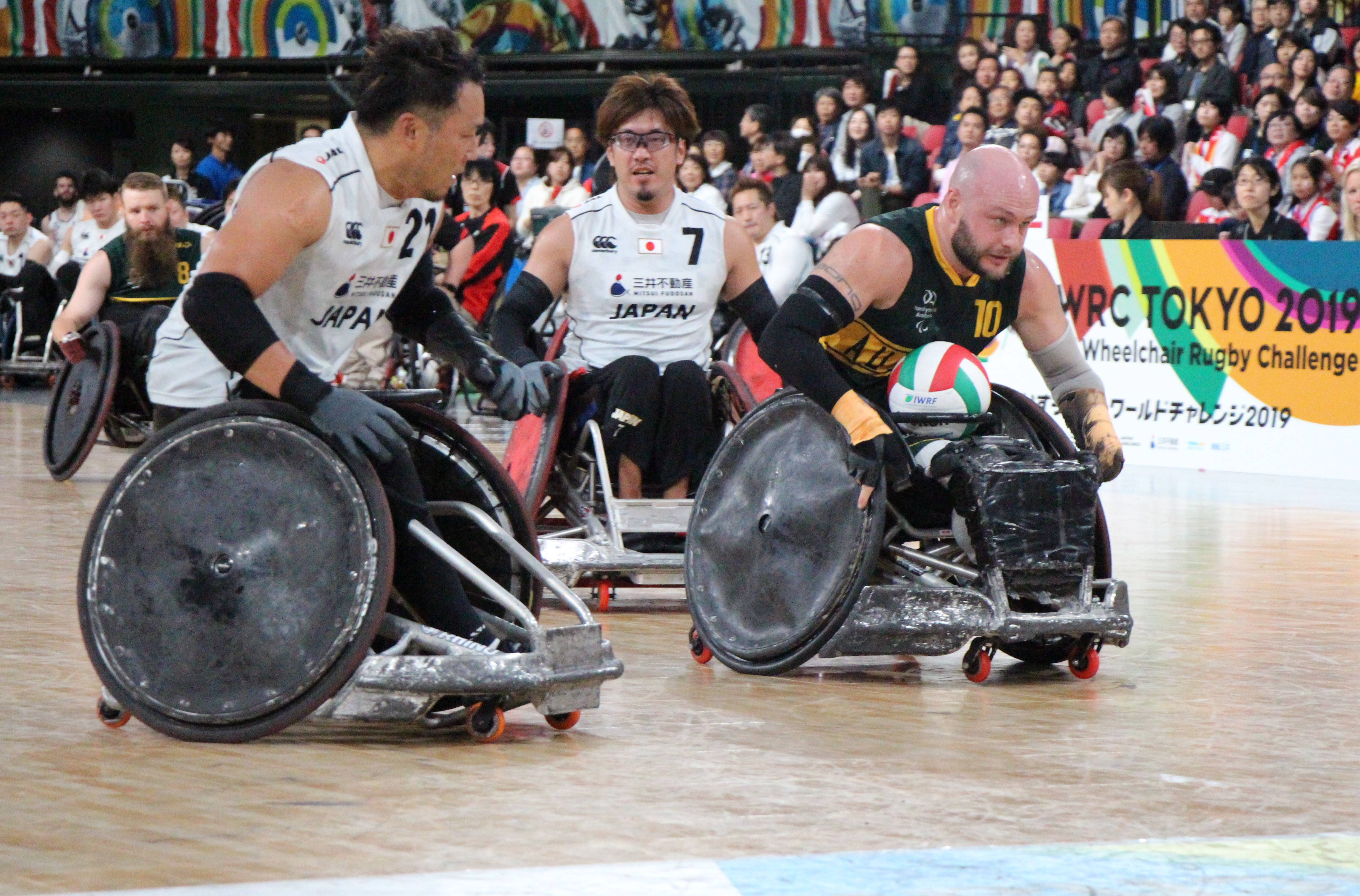 Steelers defeat Japan to advance to WWRC Gold Medal match in Tokyo