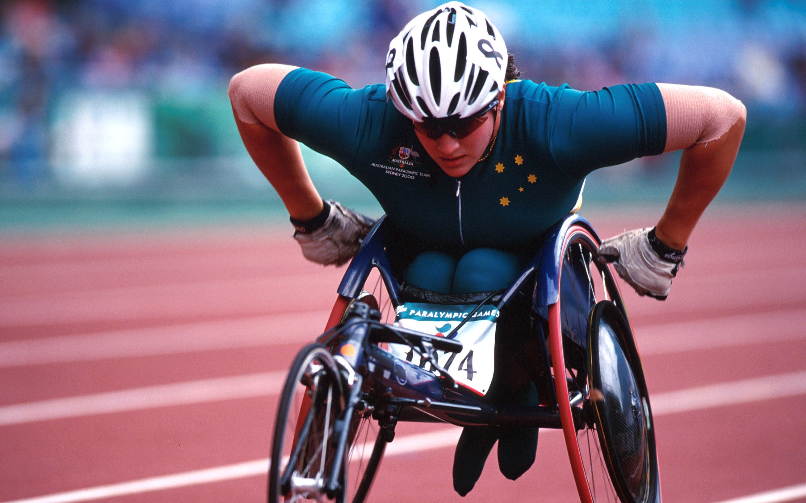 Sauvage becomes first Paralympian elevated to Legend status within the Sport Australia Hall of Fame