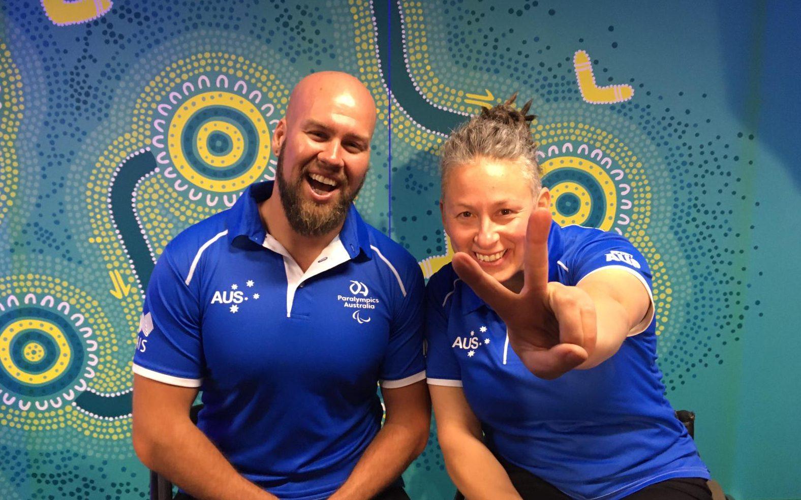 Di Toro and Batt to captain 2020 Australian Paralympic Team