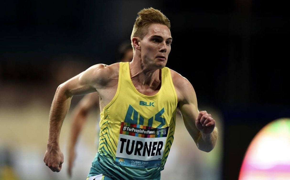Turner sets new world record