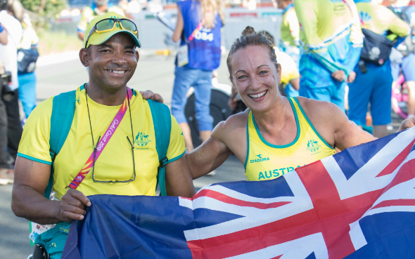 Six athletes to kick-start Australian campaign in Dubai