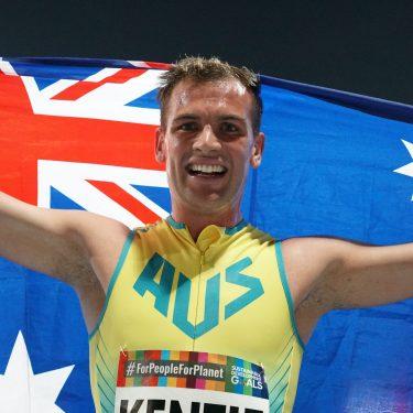 Kenzie clinches bronze on final night in Dubai