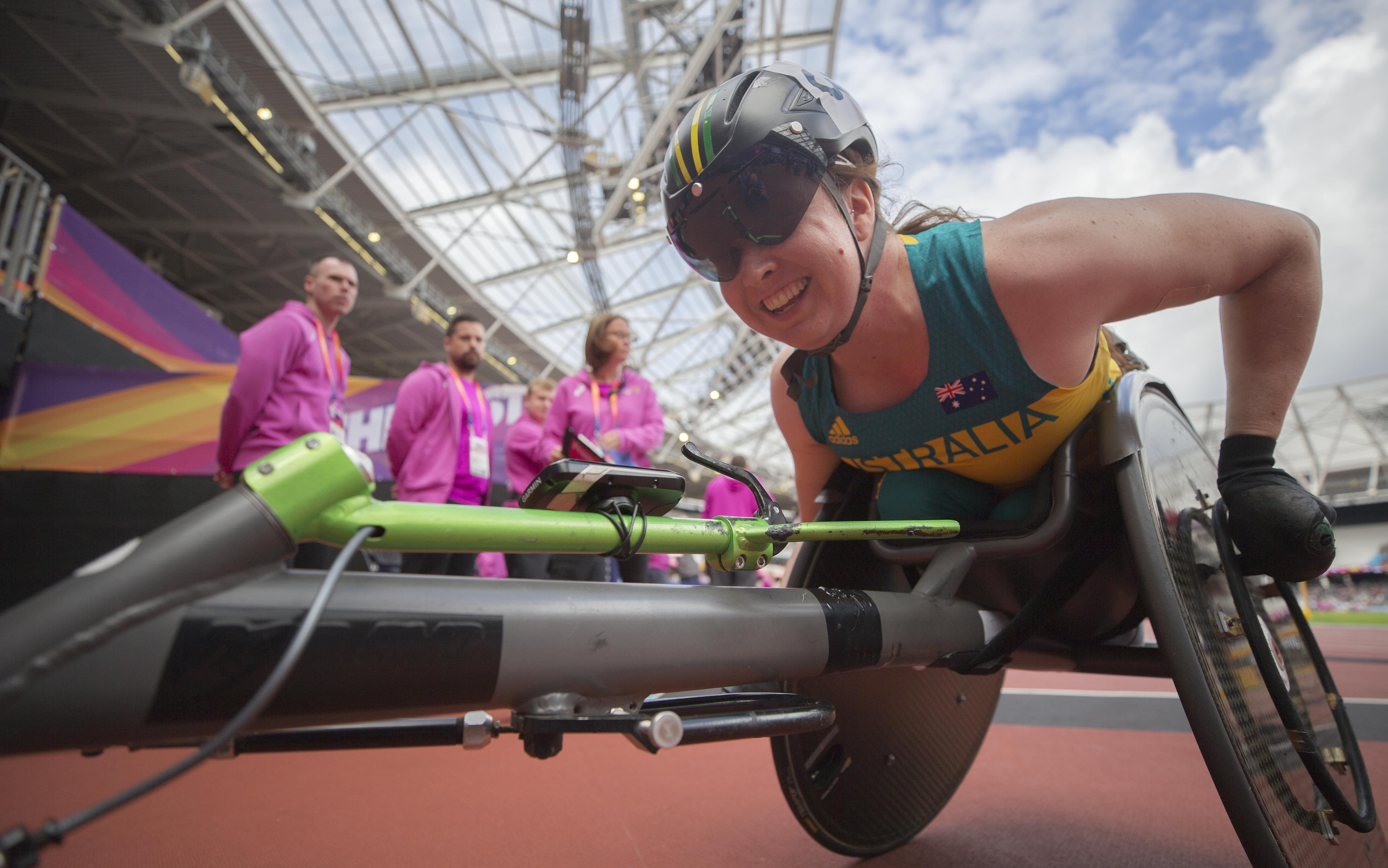 Three athletes down, but Australian team ready to go in Dubai