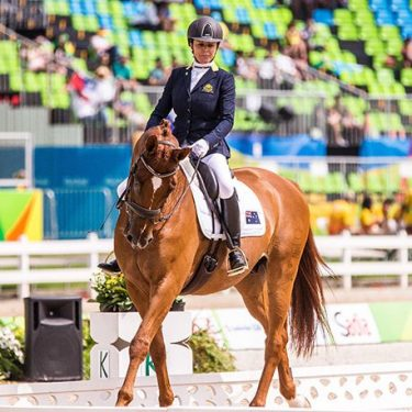 Para-equestrian riders set to contest national titles