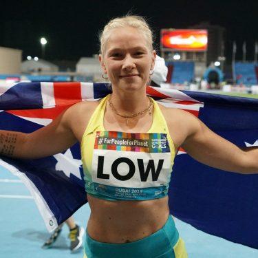 Aussie women in fine form