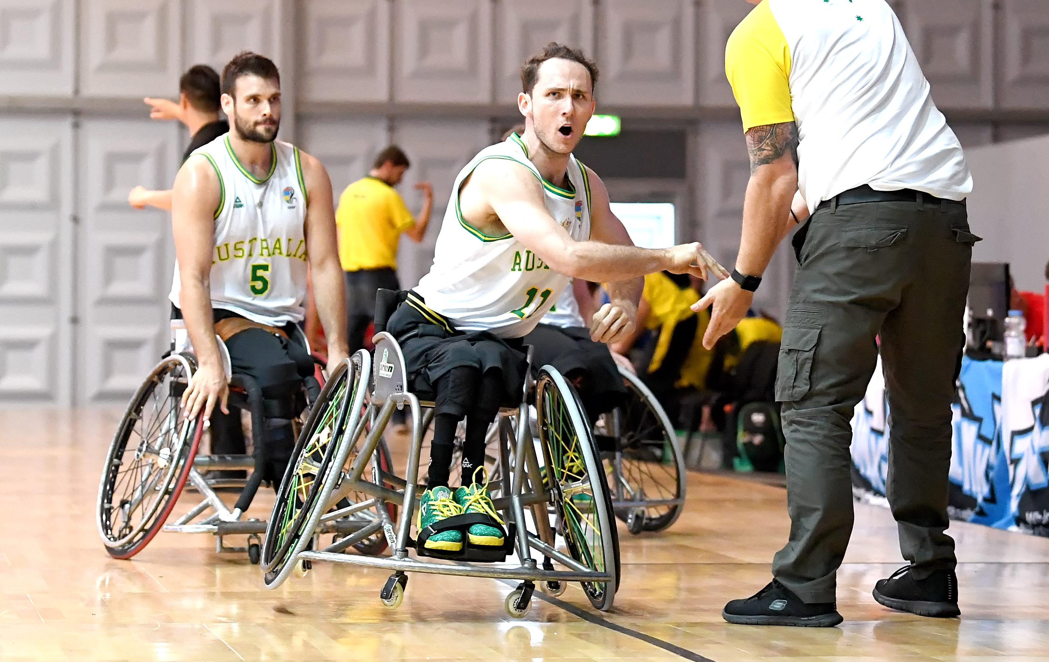 Rollers go back-to-back at Asia-Oceania Championships