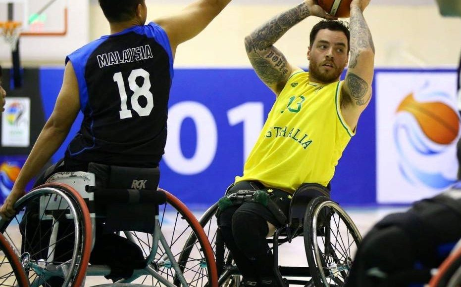 Rollers secure dominant 52-point win over Malaysia