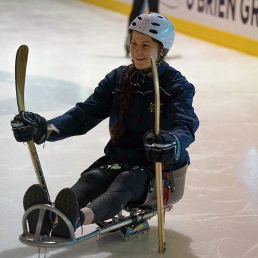 Australian Para-ice hockey moving towards future success